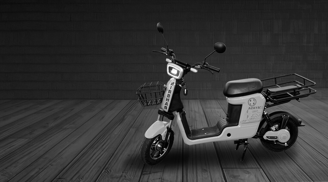 nirbhar electric scooter
