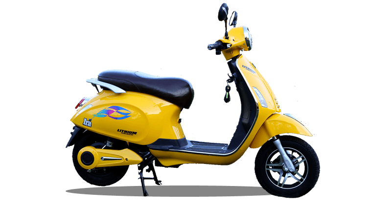 IRA electric scooter