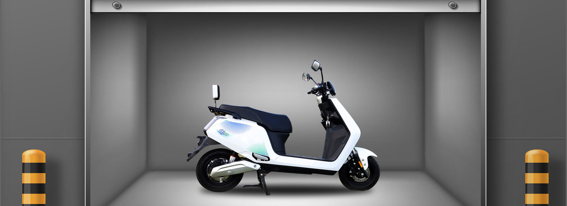 ojas electric scooter Specification